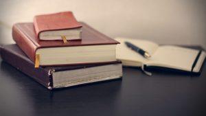 Geschichten oder ein Buch schreiben